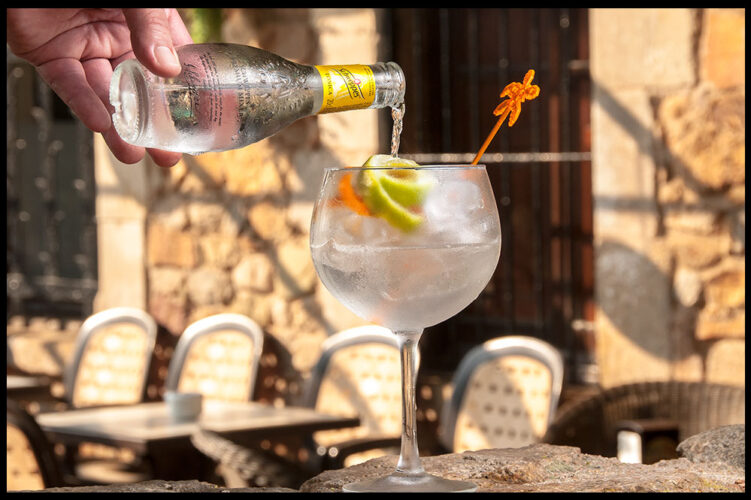 Gin Tonic made in Vila Vella